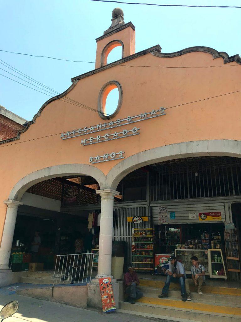 Mercado de Artesnías